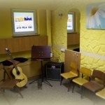 sala żółta