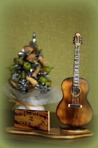 statuetka Kolędowanie z gitarą III