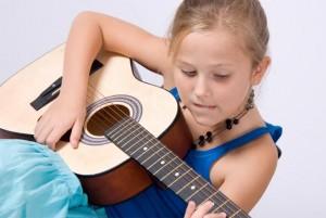 Gitara pierwsza klasa