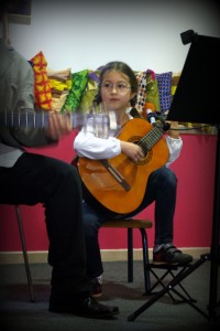 Akademia gitary Kids