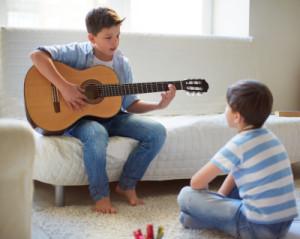 Letni kurs gitarowy