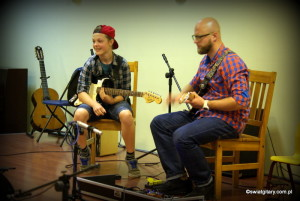 Poznań, studium gitarowe, mistrzowski finał