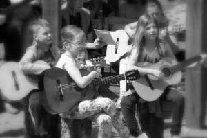 Studium gitarowe poznań, pierwszaki