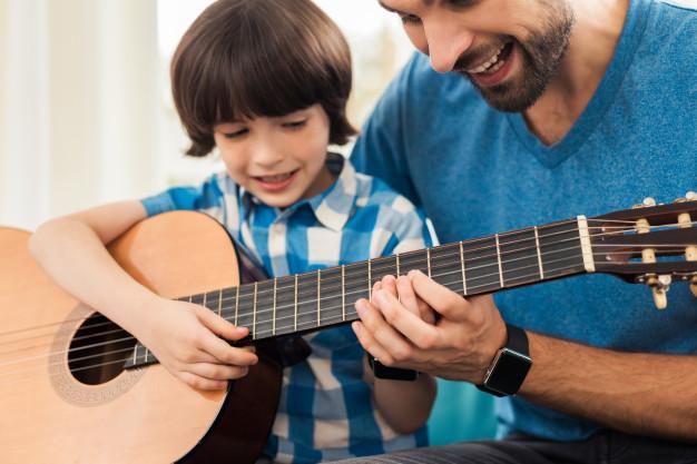 nauka gry na gitarze dla każdego