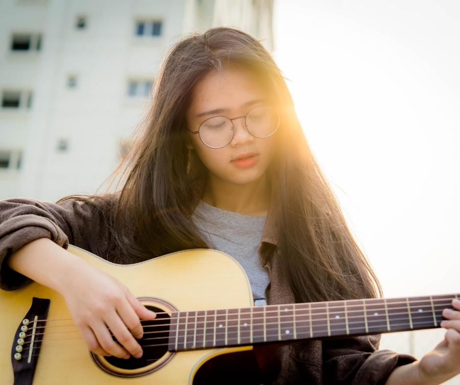 nauka gry na gitarze w Poznaniu